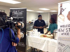 Billy Goat Ice Cream TV Interview