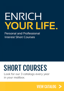 Short Courses internal ad
