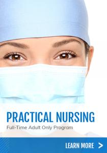 Practical Nursing internal ad