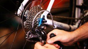 Bike repair and gears