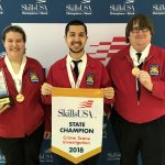 Meridian Students to Advance to National Level with Skills Competitions