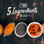 Five Ingredients or Less