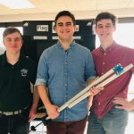 Students Named Finalists in NASA HUNCH Design Competition