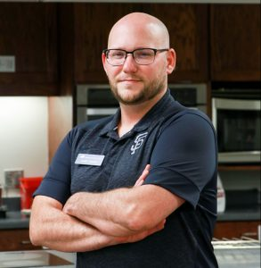 Dustin Charter Culinary Instructor