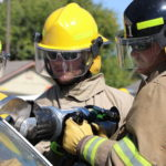 Rural Volunteer Firefighters Receive Life-Saving Training With Assistance from Meridian Technology Center