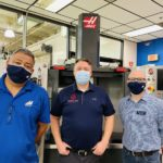 Meridian Awarded Scholarship Funds from the Gene Haas Foundation