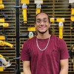 Christopher Jones Earns Kinnunen Salute to the Skilled Workforce Award