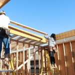 Carpentry Students Gain On-Site Experience for Their Futures