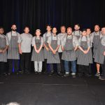 Meridian Culinary Arts Student Works with Top Chef for Industry Fundraiser